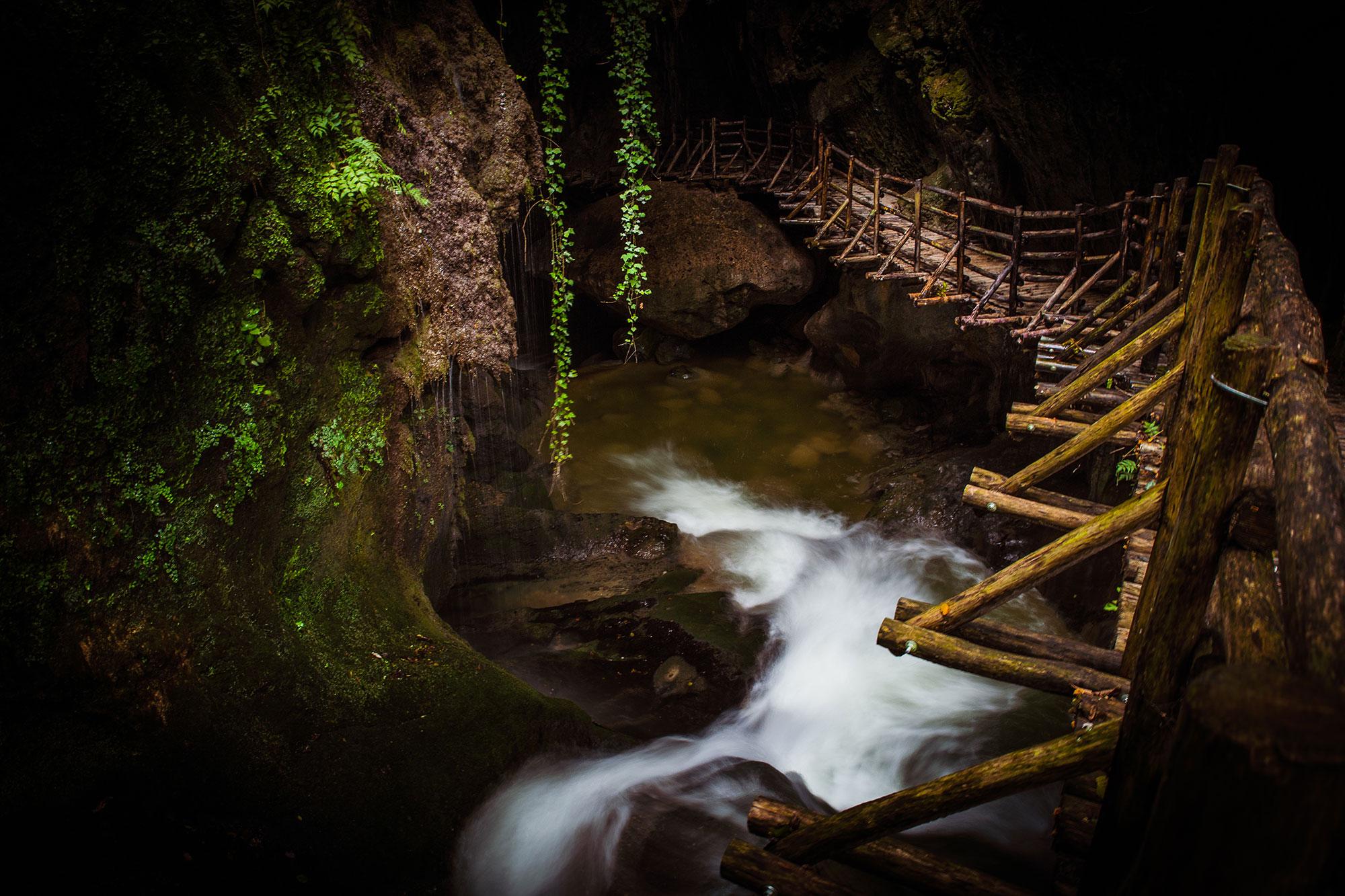 Grotte del Caglieron - Pro Loco Fregona