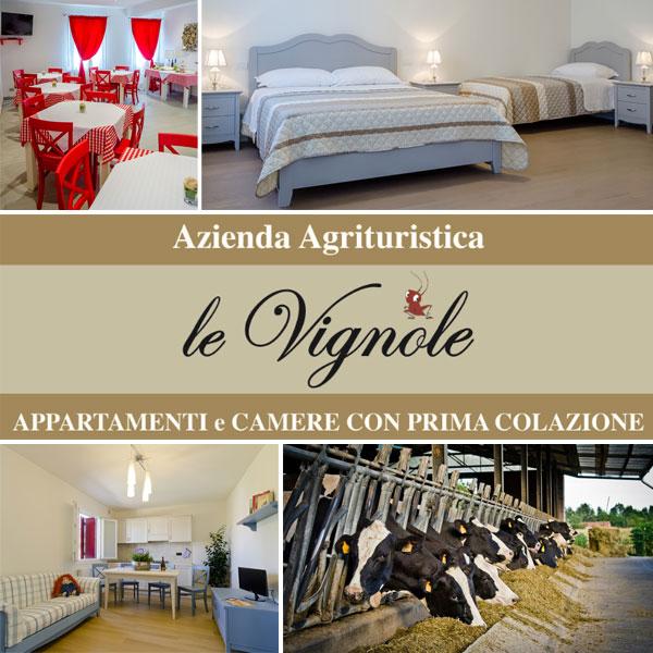 """Azienda Agrituristica """"Le Vignole"""" - Pro Loco Fregona"""