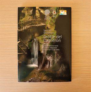 Libro - Grotte del Caglieron - Pro Loco Fregon