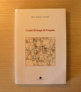 Libro - I nomi di luogo di Fregona - Pro Loco Fregona