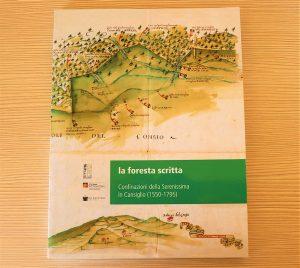 Libro - La Foresta Scritta - Pro Loco Fregona