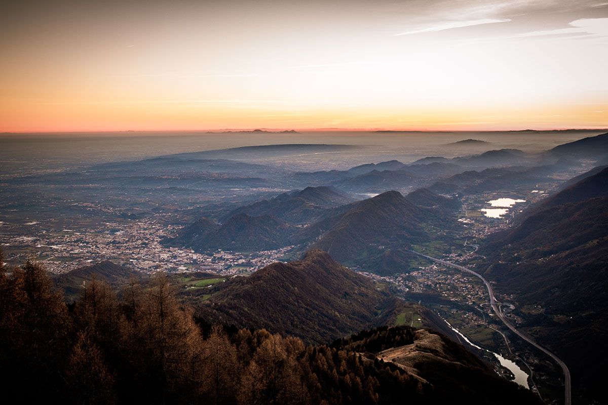 Monte Pizzoc - Pro Loco Fregona