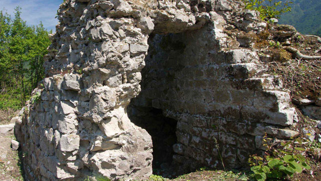 Sentiero Il Castello di Piai - Pro Loco Fregona